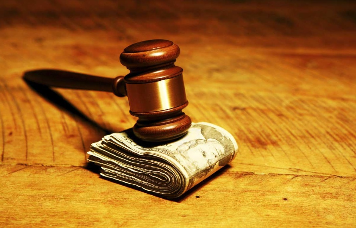 выплата по суду