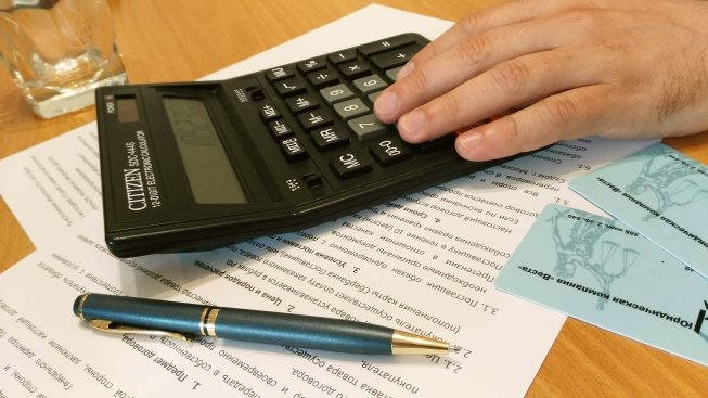 договор и калькулятор